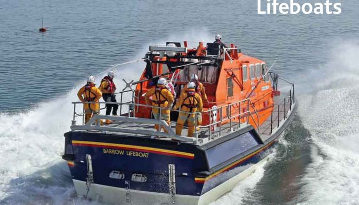 #NEWS FLASH! Winter 2017 Lifeboat Enthusiasts Magazine out now!