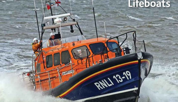 Lifeboat Enthusiasts Magazine Issue 6, Spring/Summer 2019 in print now!
