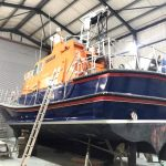 New London based educational role for ex RNLI Arun Class 52-02 Sir William Arnold