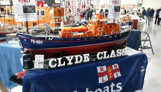 Large Model Lifeboats Lake Windermere Challenge now taking place on 26th June 2021