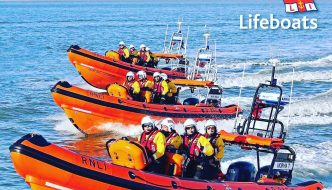 """LBE """"Lifeboats Past And Present"""" Edition #9 going to press"""